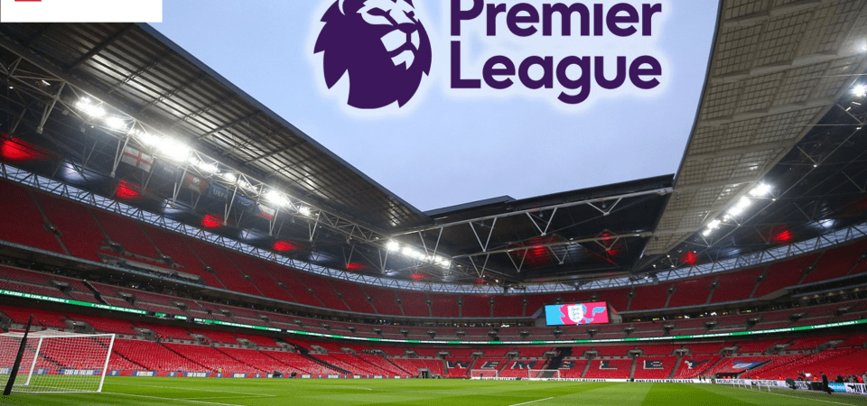 Coronavirus sport news LIVE: Premier League could resume with Wembley staging 'four games a day' on TV only