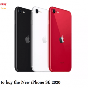 Where to buy the New iPhone SE 2020