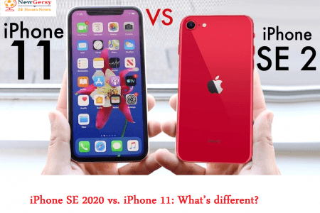 iPhone SE 2020 vs. iPhone 11: What's different?