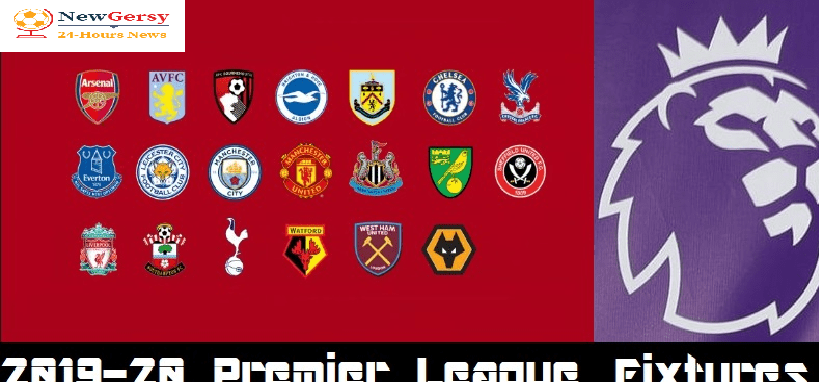 Premier League fixtures: All 2019/20 remaining games The Premier League will resume on June 17