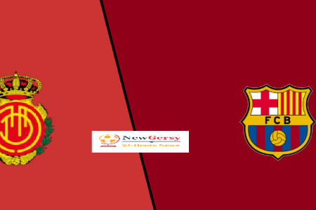 Real Mallorca vs Barcelona LIVE how and where to watch LaLiga return – times, TV, online