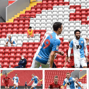 Liverpool beat Blackburn 6-0 in behind-closed-doors friendly at Anfield
